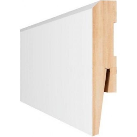 Soklová lišta Paint It biela MDF MP1001