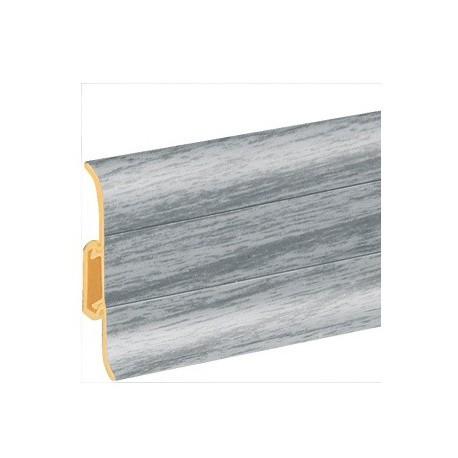 Soklová lišta Cezar Dub Sivý Svetlý M078