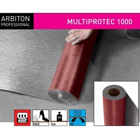 Podklad pre podlahové kúrenie Multiprotec 1000