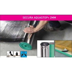 Podložka Secura Aquastop+ 2 mm