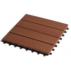 Terasová kazeta WPC Woodlook 300*300*22 mm