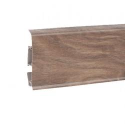 Soklová lišta Korner EVO Drevo Sandálové 004E
