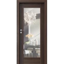 Interiérové dvere PORTA Inspire A.1 zrkadlo