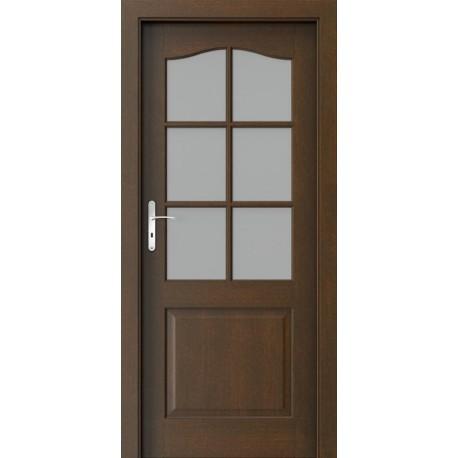 Interiérové dvere PORTA Madrid stredná mriežka