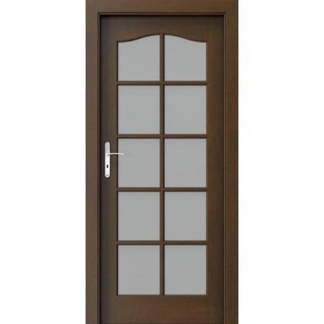 Interiérové dvere PORTA Madrid veľká mriežka