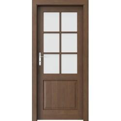 Interiérové dvere PORTA Cordoba stredná mriežka