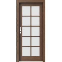 Interiérové dvere PORTA Cordoba veľká mriežka