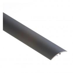 AL Prechodová lišta narážacia 30mm, elox Bronz tmavý  04, Cezar