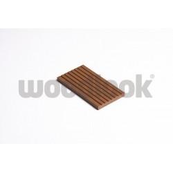 Ukončovacia lišta plochá  Woodlook Standard