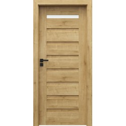 Interiérové dvere PORTA Verte PREMIUM D.1
