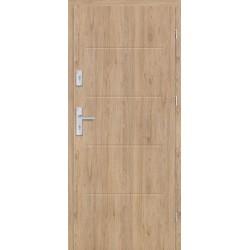 Vnútorné vchodové dvere Erkado Herse Max Set 26