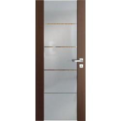 Interiérové dvere Vasco Ventura Satinato Pruhy