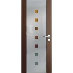 Interiérové dvere Vasco Ventura Satinato Štvorce