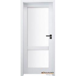 Interiérové dvere Invado Bianco NEVE 3