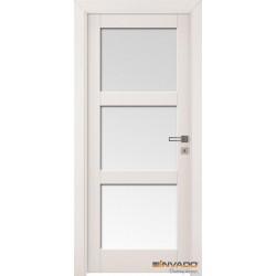 Interiérové dvere Invado Bianco SATI 3