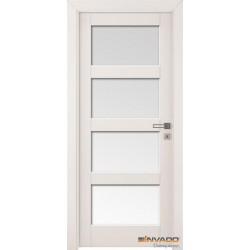 Interiérové dvere Invado Bianco FIORI 3
