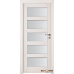 Interiérové dvere Invado Bianco NUBE 3