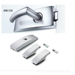 Invado kovanie ARCOS - Postriebrený hliník