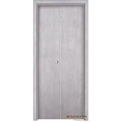Interiérové skladacie dvere Invado Norma Decor 1
