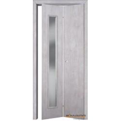 Interiérové skladacie dvere Invado Libra
