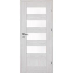 Interiérové dvere Centurion Inox S5/M