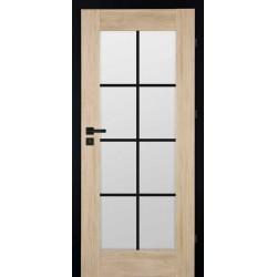 Interiérové dvere Centurion Afro Loft Bezfalcové AL/D