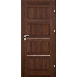 Interiérové dvere Centurion Inox Bezfalcové S4/P