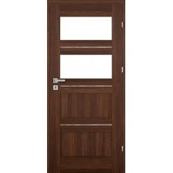 Interiérové dvere Centurion Inox Bezfalcové S4/R