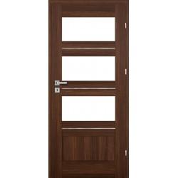 Interiérové dvere Centurion Inox Bezfalcové S4/S