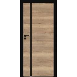 Interiérové dvere DRE Bezfalcové Vetro E