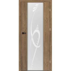 Interiérové dvere DRE Vetro A2