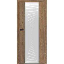 Interiérové dvere DRE Vetro A4