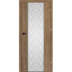 Interiérové dvere DRE Vetro A12