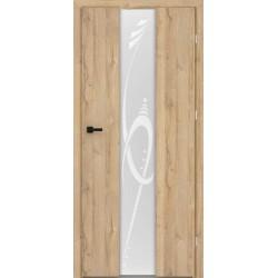 Interiérové dvere DRE Vetro B2