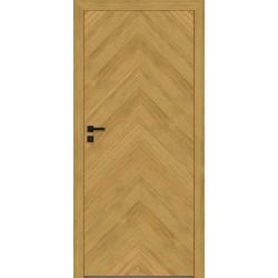 Interiérové dvere DRE Bezfalcové Wood M1