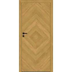 Interiérové dvere DRE Bezfalcové Wood W2