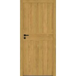 Interiérové dvere DRE Bezfalcové Wood W4