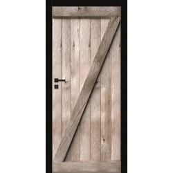 Interiérové dvere DRE Bezfalcové Grafi G24 (matné)