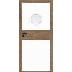 Interiérové dvere DRE Rivia 40