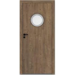 Interiérové dvere DRE Standard MDF okno