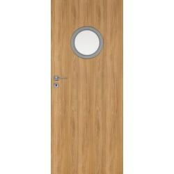 Interiérové dvere DRE Standard CPL MDF okno