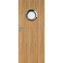 Interiérové dvere DRE Standard CPL Oceľové okno