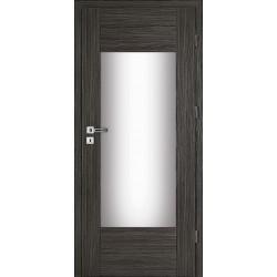 Interiérové dvere Intenso Bordeaux W-2