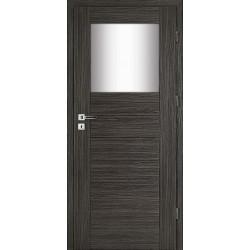 Interiérové dvere Intenso Bordeaux W-4
