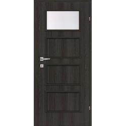 Interiérové dvere Classen Malaga 1/4 sklo