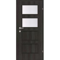Interiérové dvere Classen Malaga 2/4 sklo