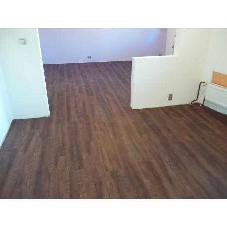 Vinylová podlaha ,Bratislava, Takett Starfloor Click 50 Dub dymový hnedý 35997003