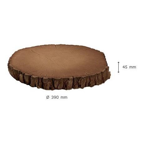 KD1 - kamenný prvok imitujúci drevo