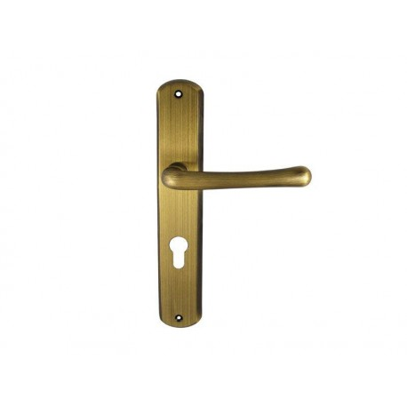 Kľučka GAJA patyna izbový kľúč