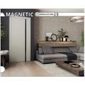 Magnetic Bezfalcové